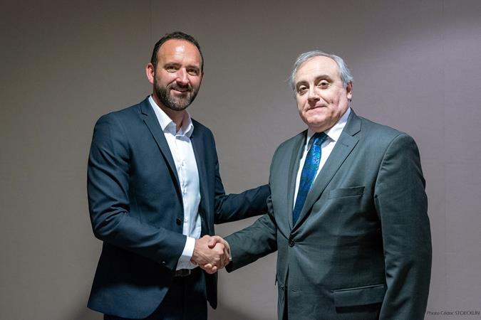 Nicolas GAUTEUR nouveau directeur général