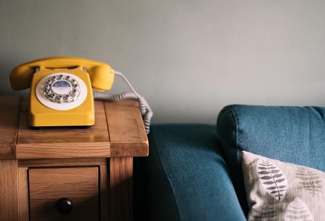 Campagnes téléphoniques auprès de nos locataires séniors